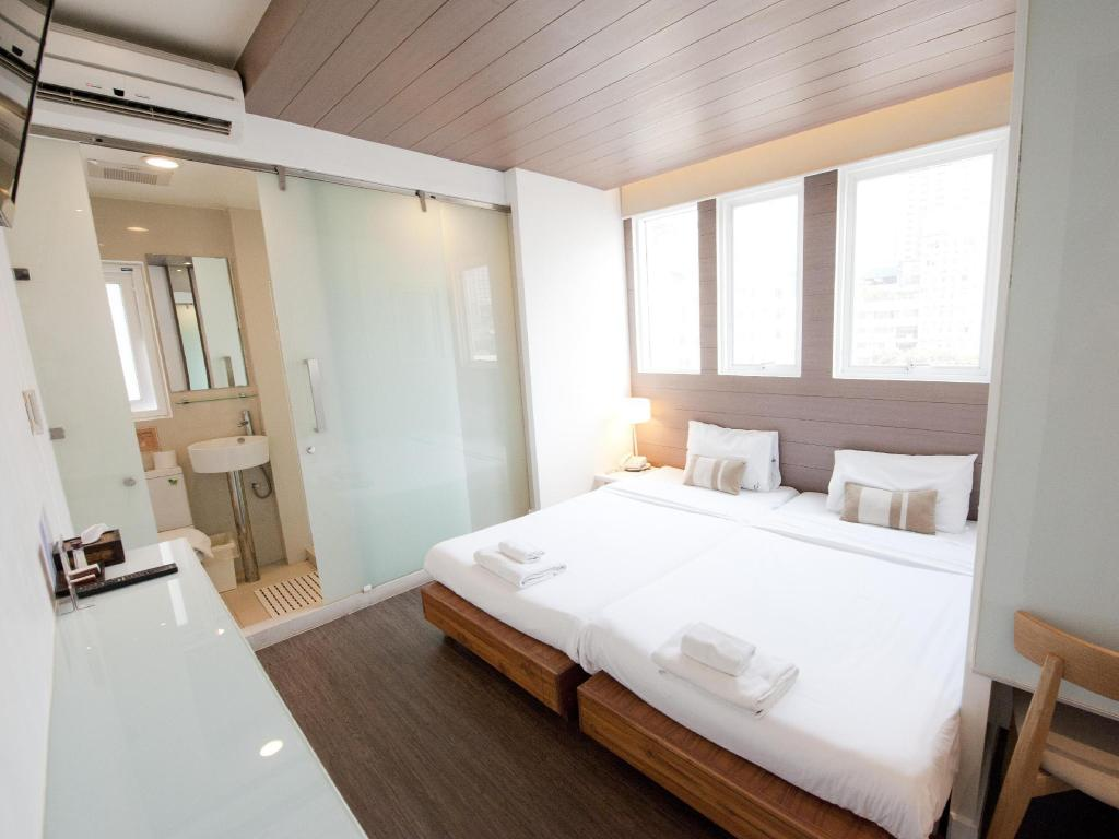 Best price on the period pratunam hotel in bangkok reviews for Period hotel