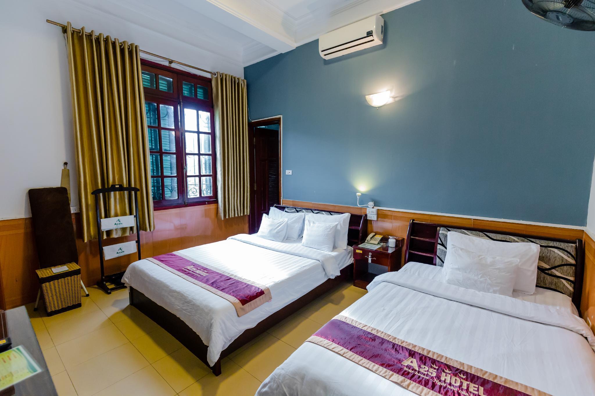 Khách Sạn A25 Hải Yến Hà Nội