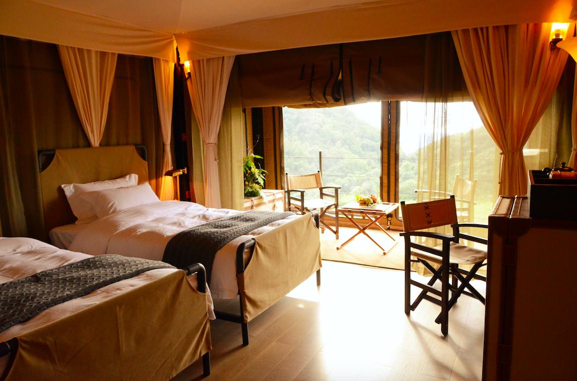 VinetreeGaoligong Tented Resort, Baoshan