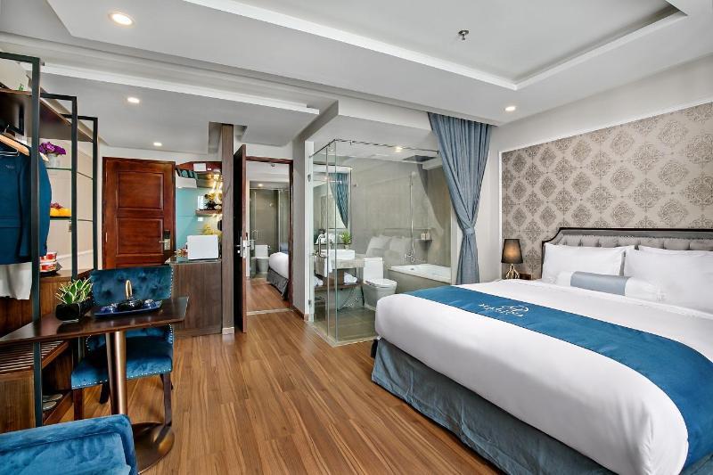 Khách sạn và Căn hộ Halina