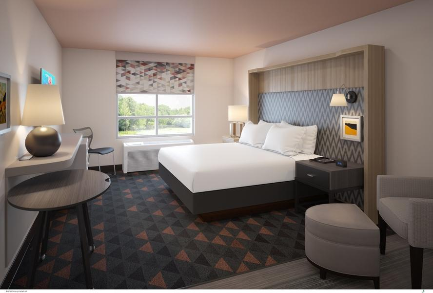 Holiday Inn Hotel & Suites Sioux Falls - Airport, Minnehaha