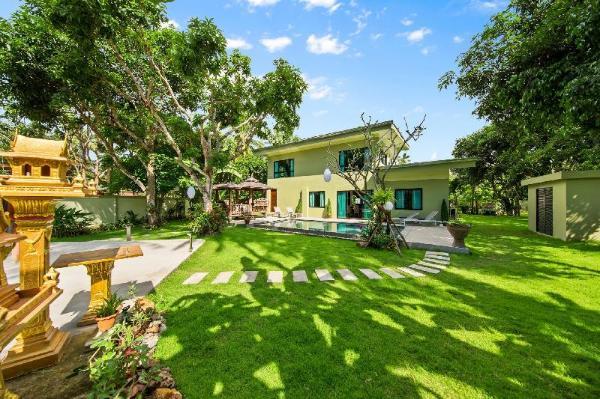South Samui Serenity. Four Bedroom pool Villa Koh Samui