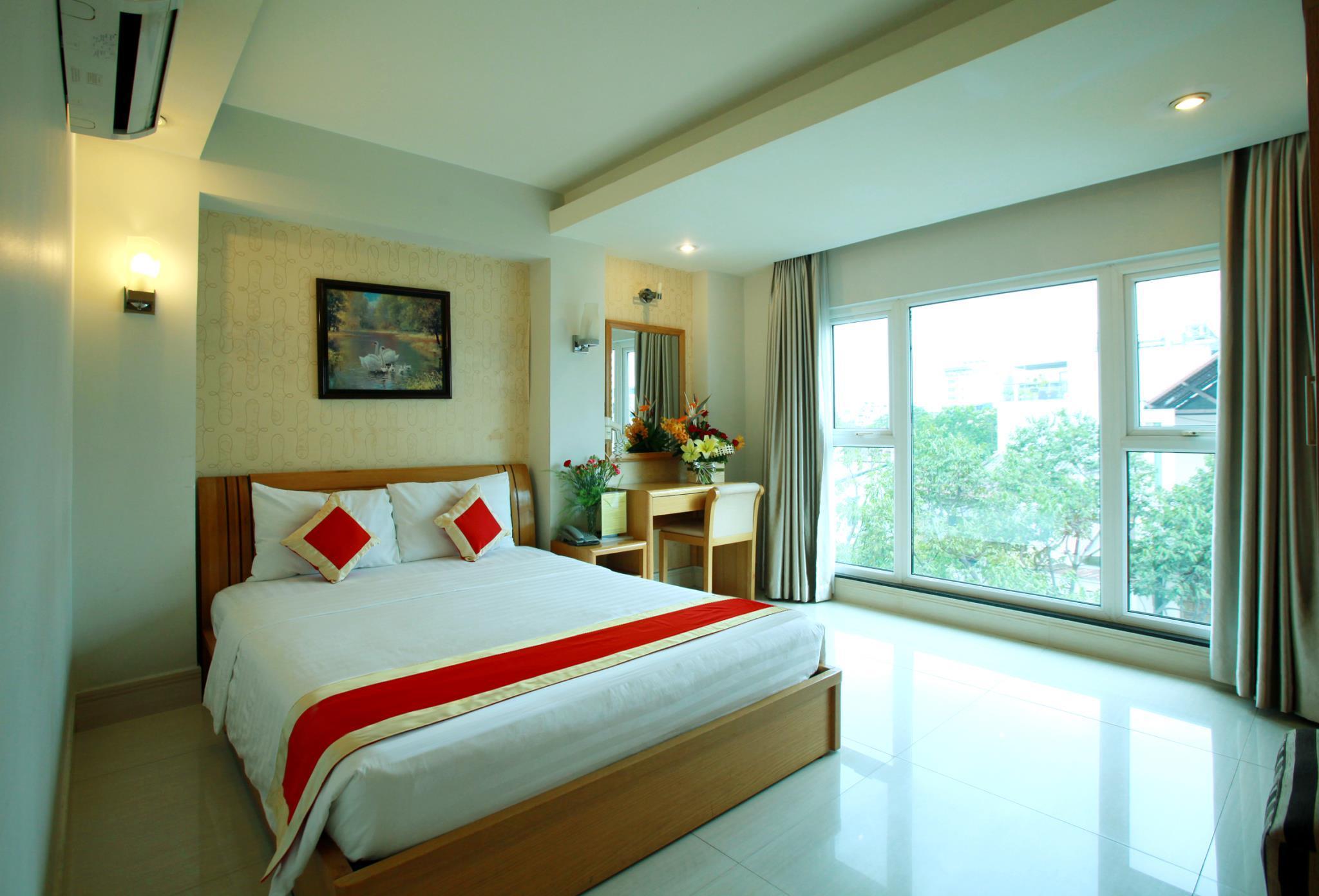 Lucky Star Hotel 146 Nguyen Trai, Quận 1