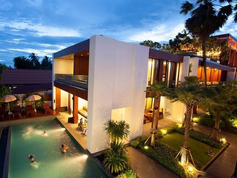 tri - shawa resort