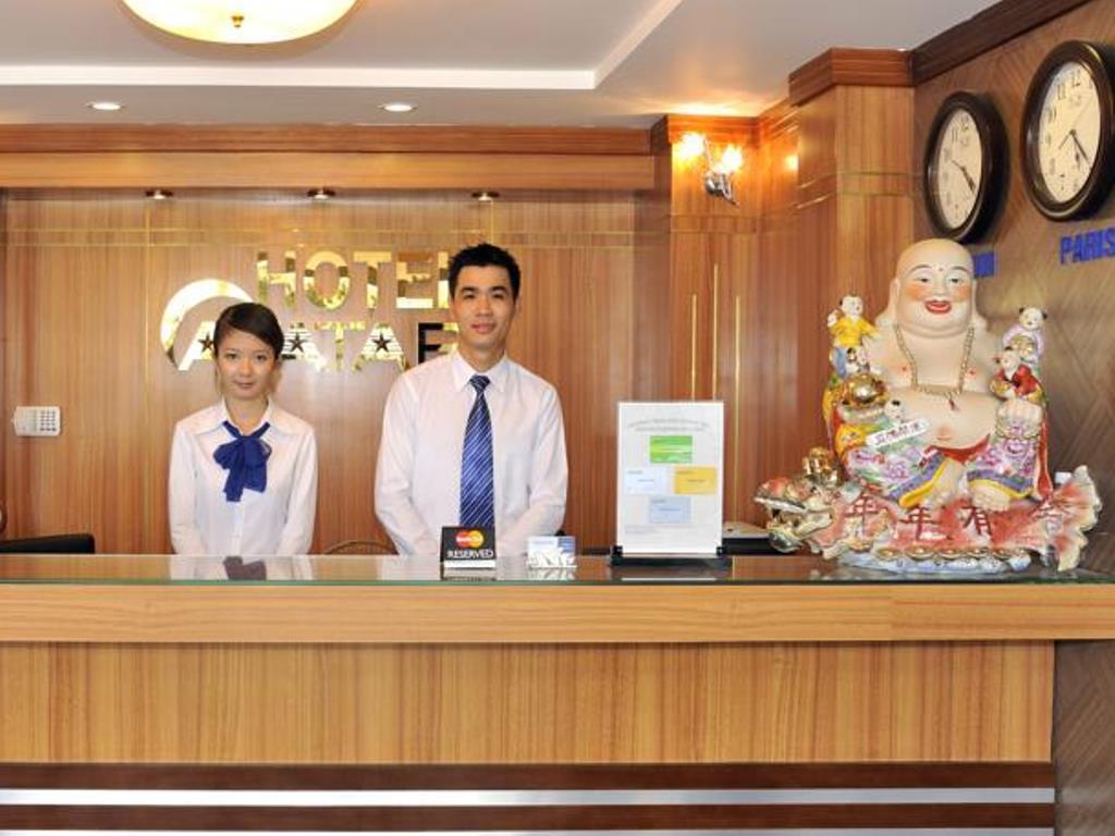 Khách Sạn Avatar Hồ Chí Minh