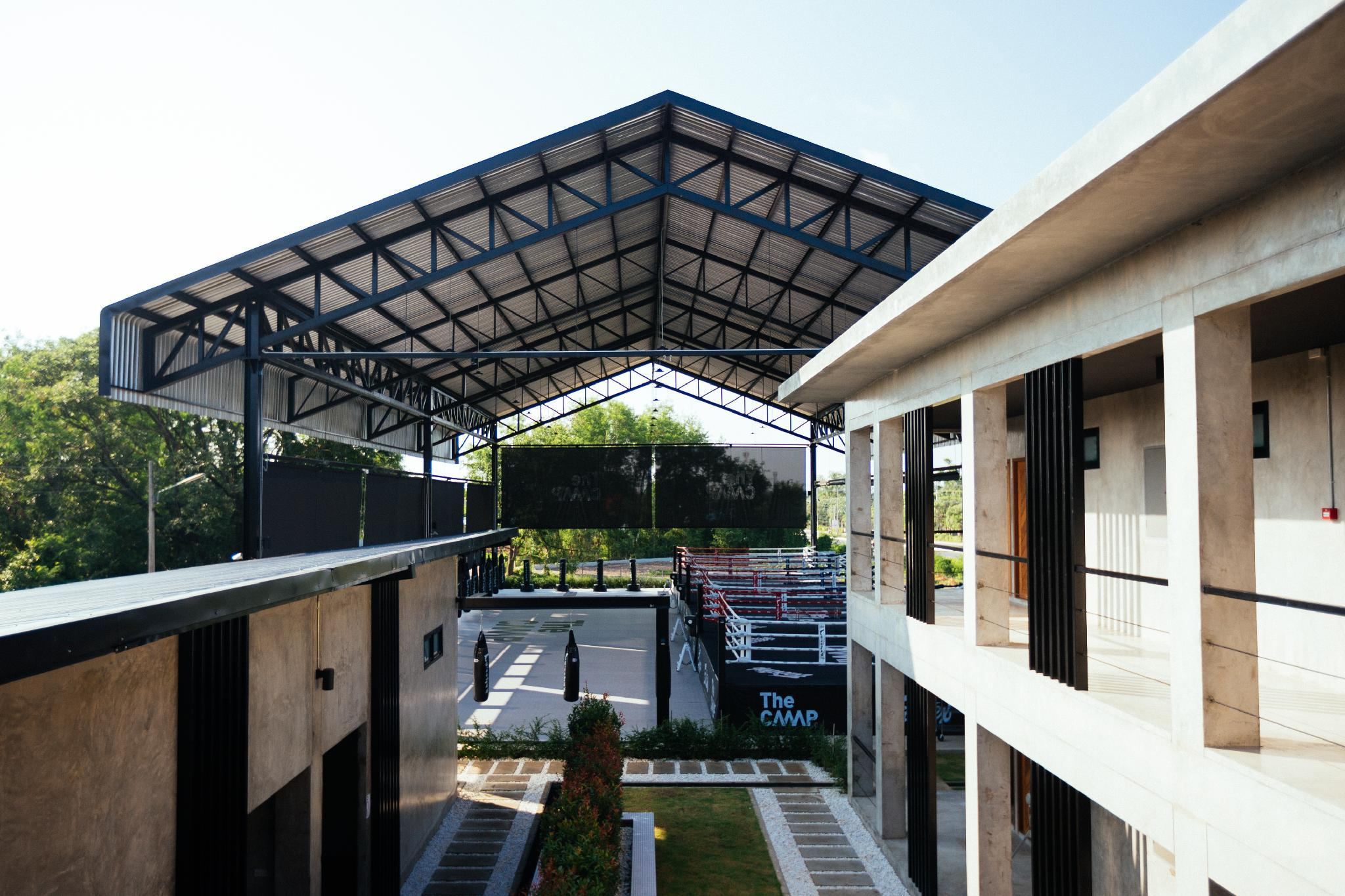 The Camp Muay Thai Resort and Academy, Hang Dong