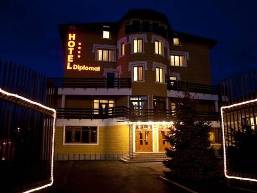 Hotel Diplomat, Iasi