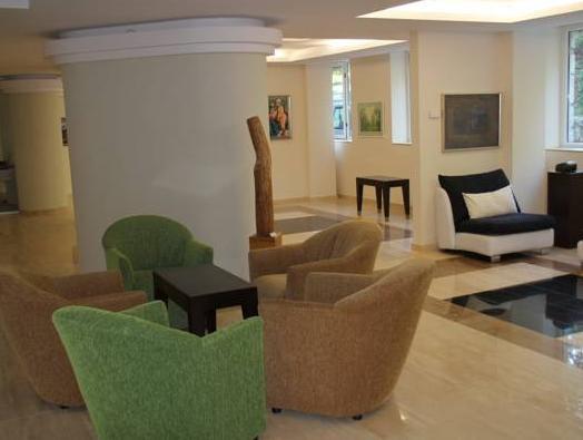 Balvanyos Resort (Grand Hotel Balvanyos), Turia