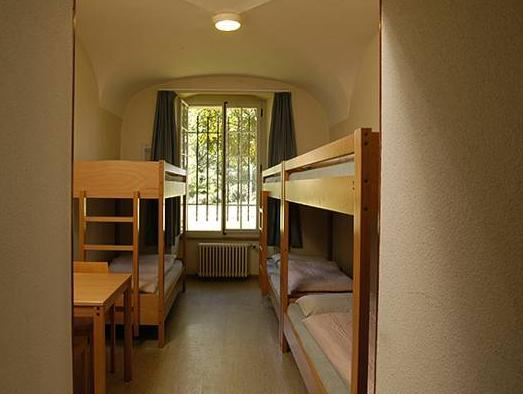 Fribourg Youth Hostel, La Sarine