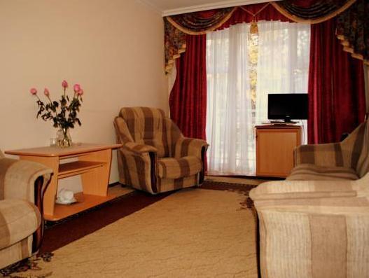Health Resort Grushevaya Roshcha, Chegemskiy rayon