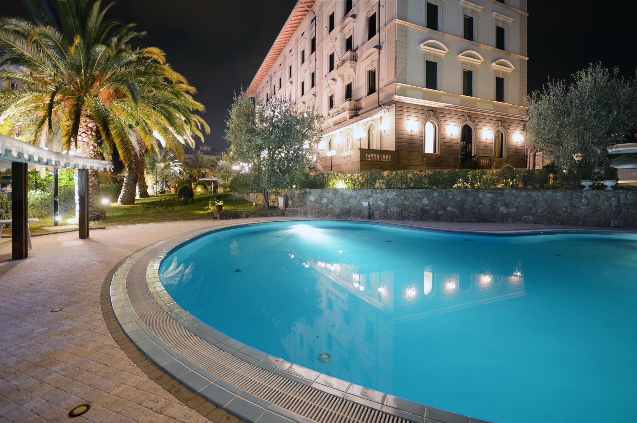 Grand Hotel Vittoria, Pistoia