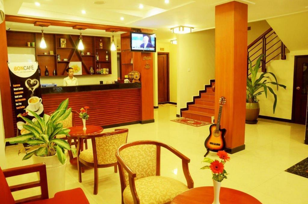 Best price on mondulkiri boutique hotel in phnom penh for Best boutique hotels phnom penh
