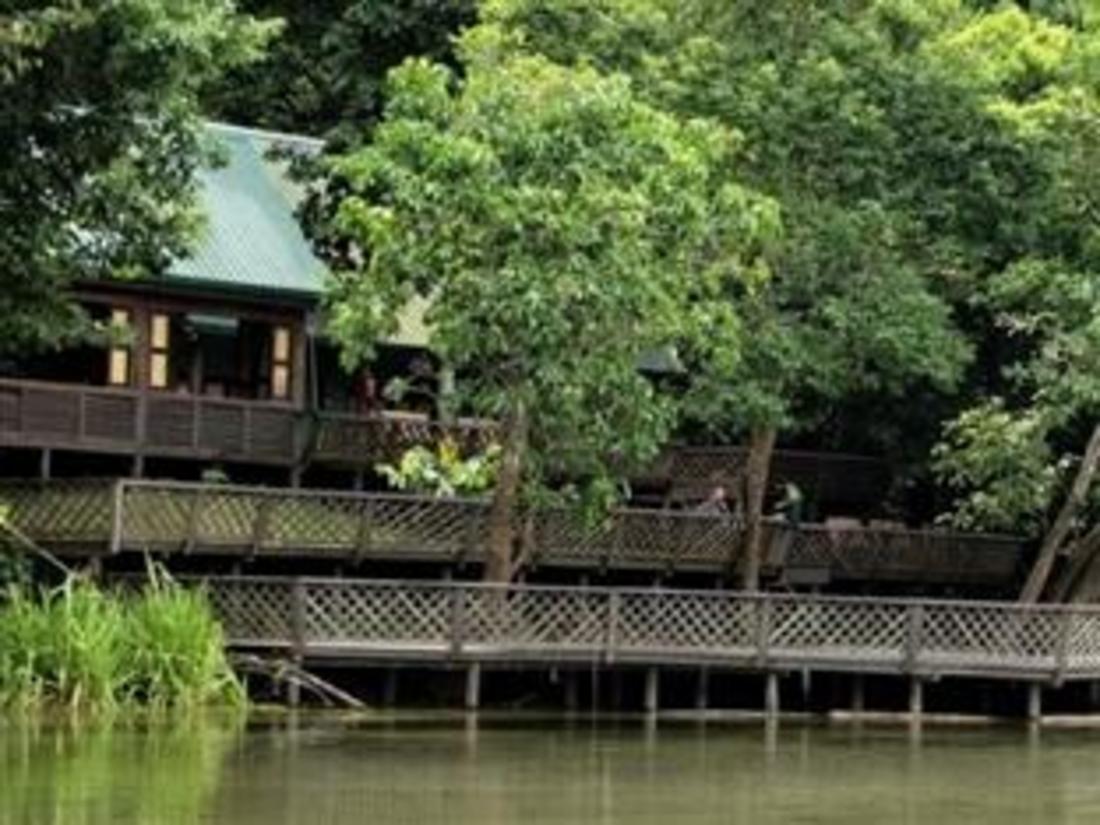 Tungog Rainforest Eco Camp Sandakan Malaysia
