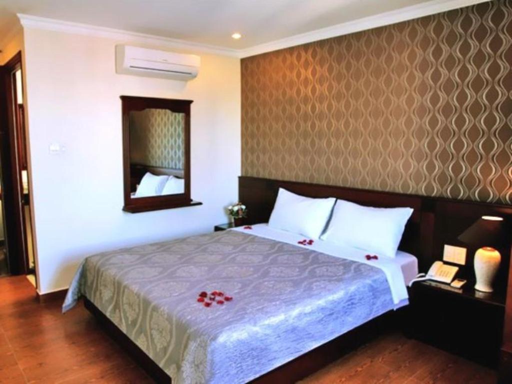 Phòng Tiêu Chuẩn giường đôi - Giường
