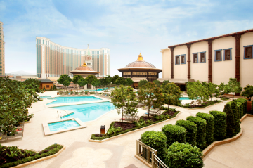 Best Hotels in Macau : Holiday Inn Macao Cotai Central