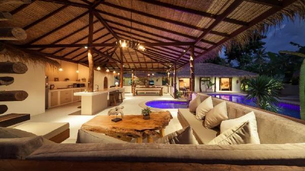 Baan Ya Kha Tropical villa resort Koh Phangan