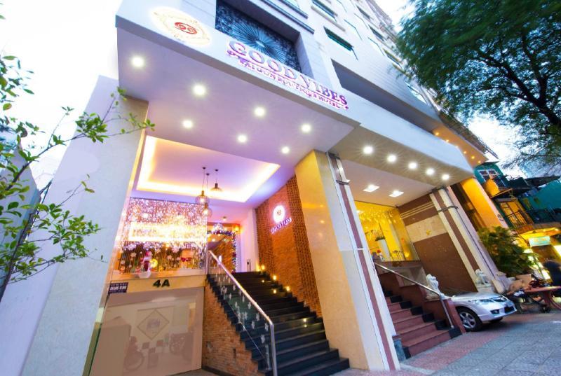 Khách sạn Good Vibes Sài Gòn