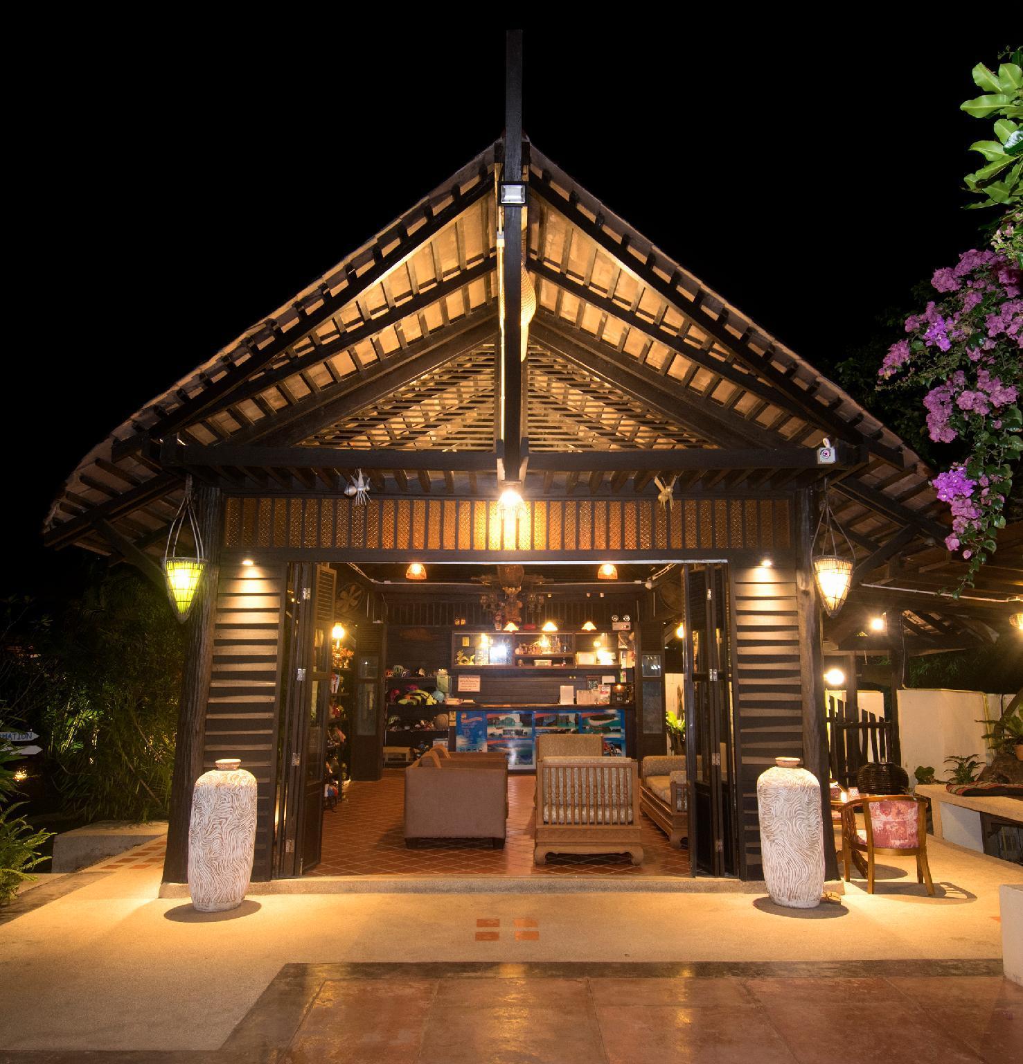 Baan Taranya Resort, Ko Yao District