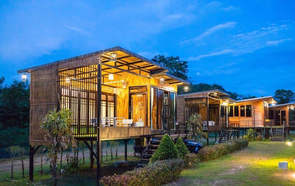 Cheiwlan Camp & Resort, Ban Ta Khun