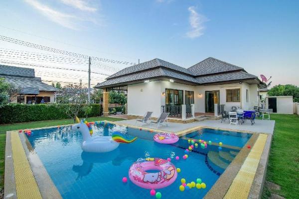 Enjoy Pool Villa Hua Hin