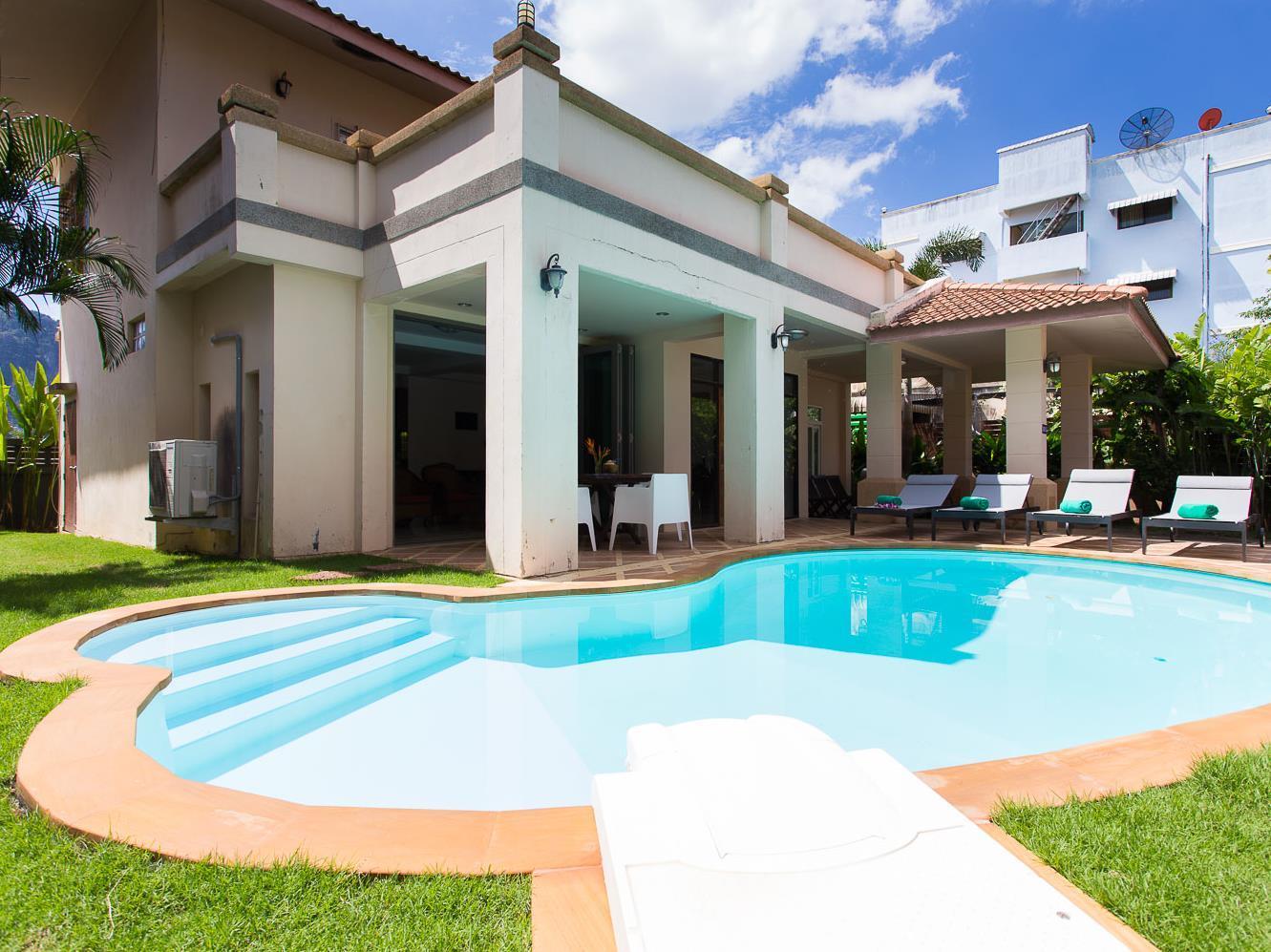 baan andaman private pool villa