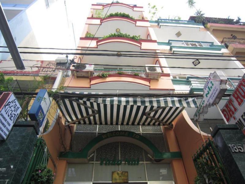 Khách Sạn Thảo Nhi