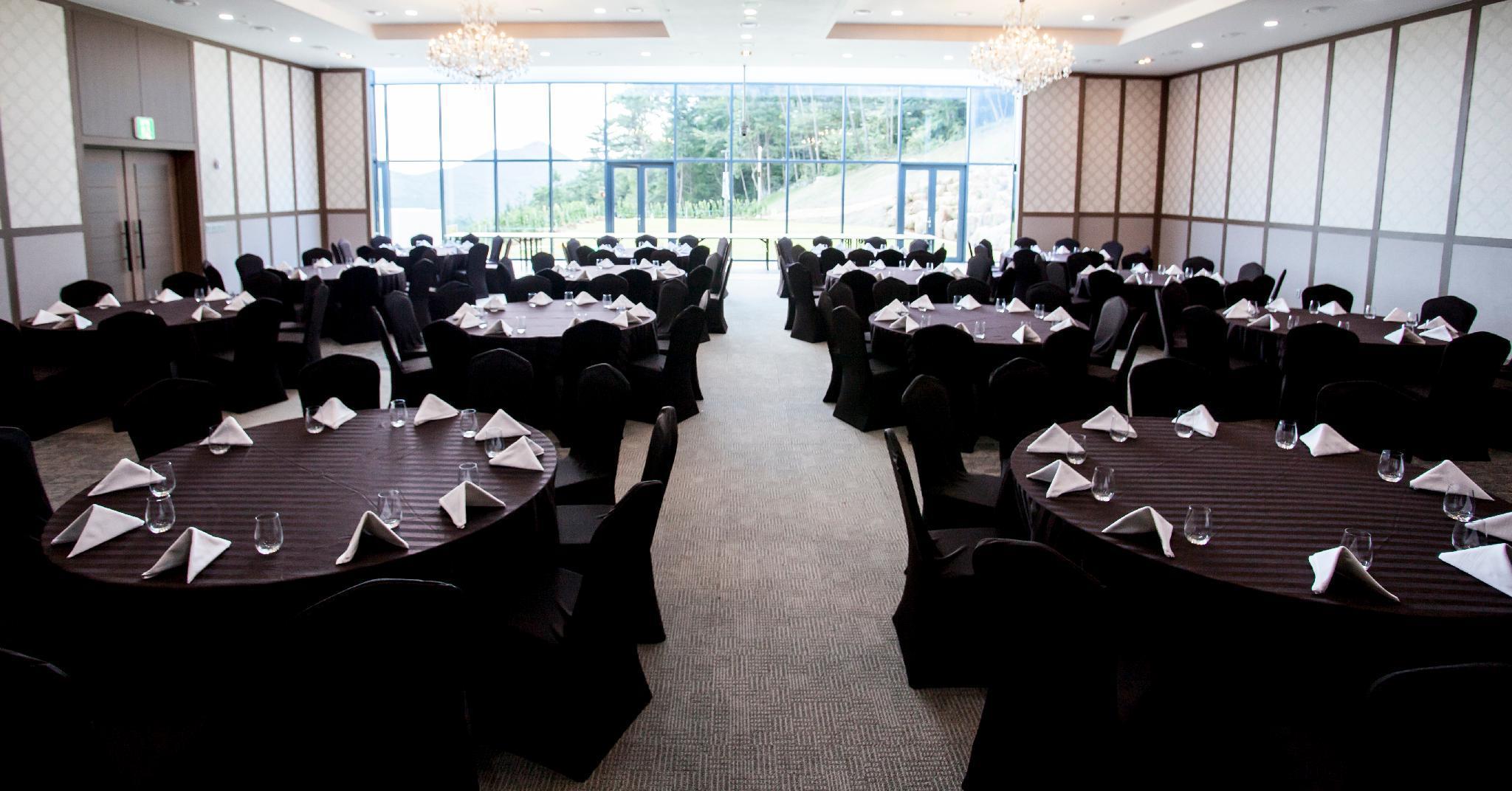 Dongwon Royal CC & Resort, Tongyeong
