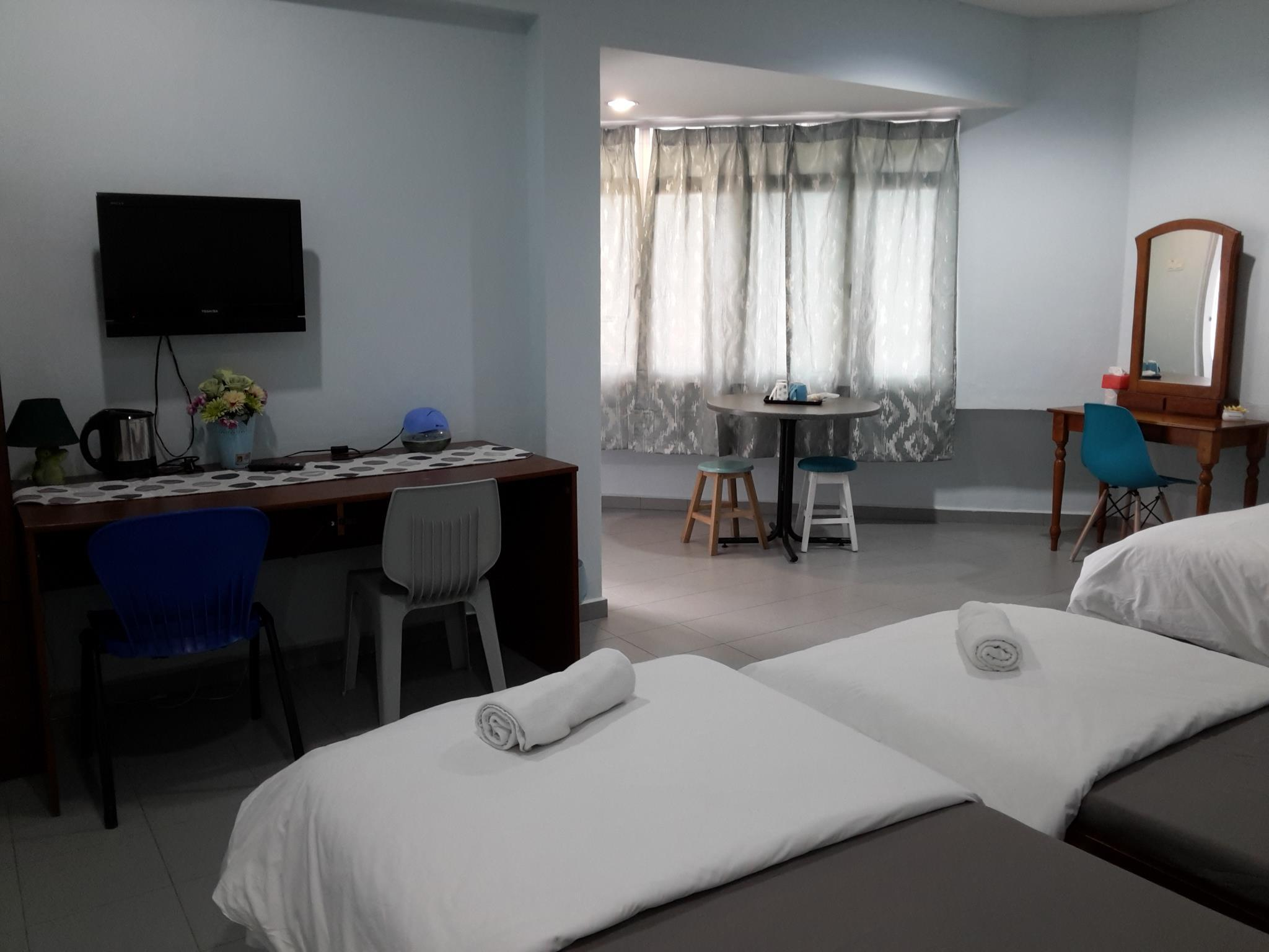 Thoo Hotel, Kota Melaka