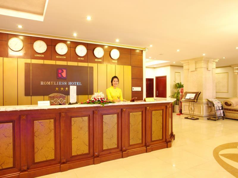 Khách Sạn Romeliess Hotel Vũng Tàu