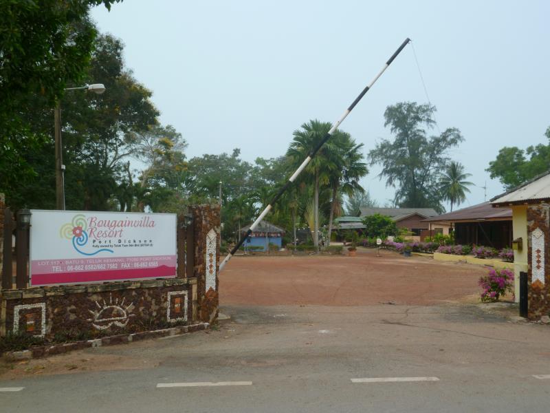 Bougainvilla Resort, Port Dickson