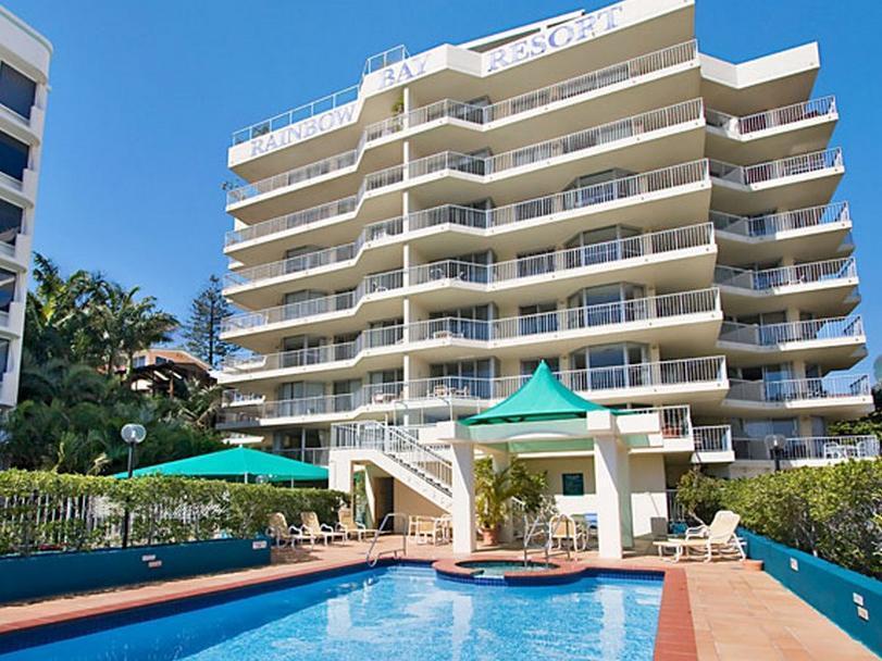 Rainbow Bay Resort, Coolangatta