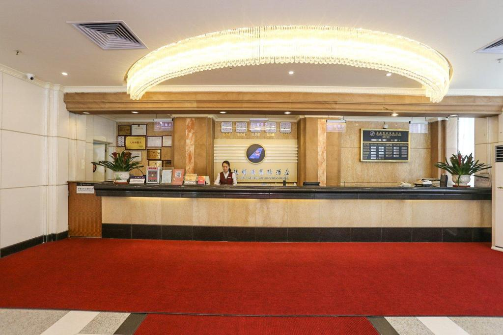Best Price on Guangzhou Southern Airlines Pearl Business