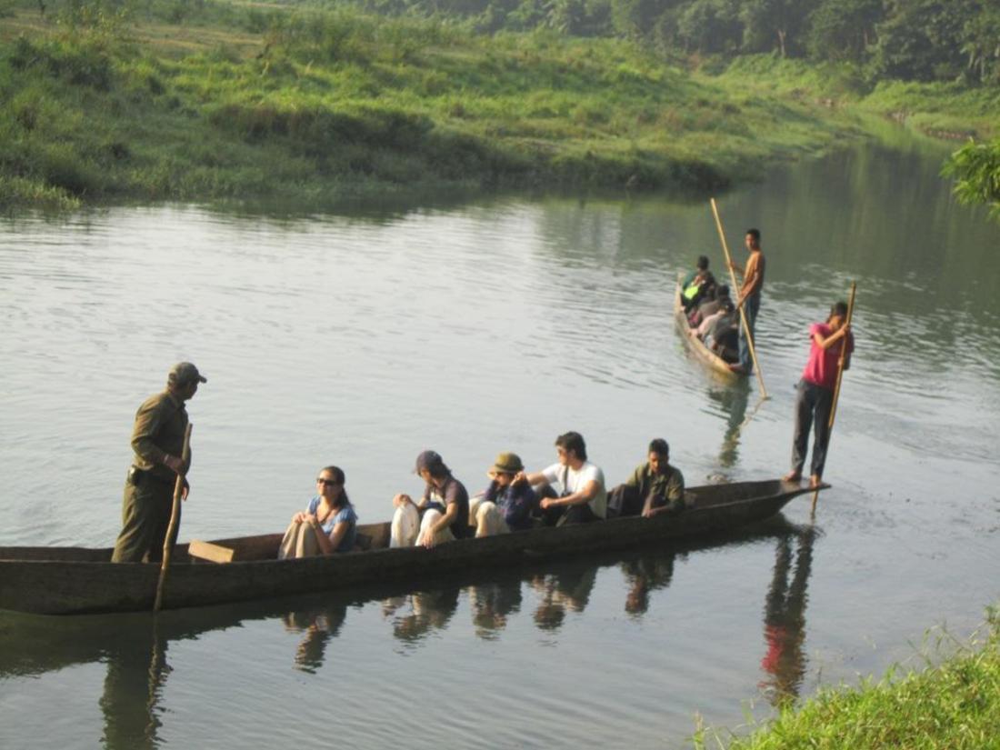 Best Price on Hotel Jungle Vista in Chitwan + Reviews