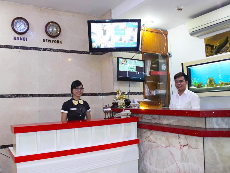 Khách Sạn Mi Linh Hồ Chí Minh