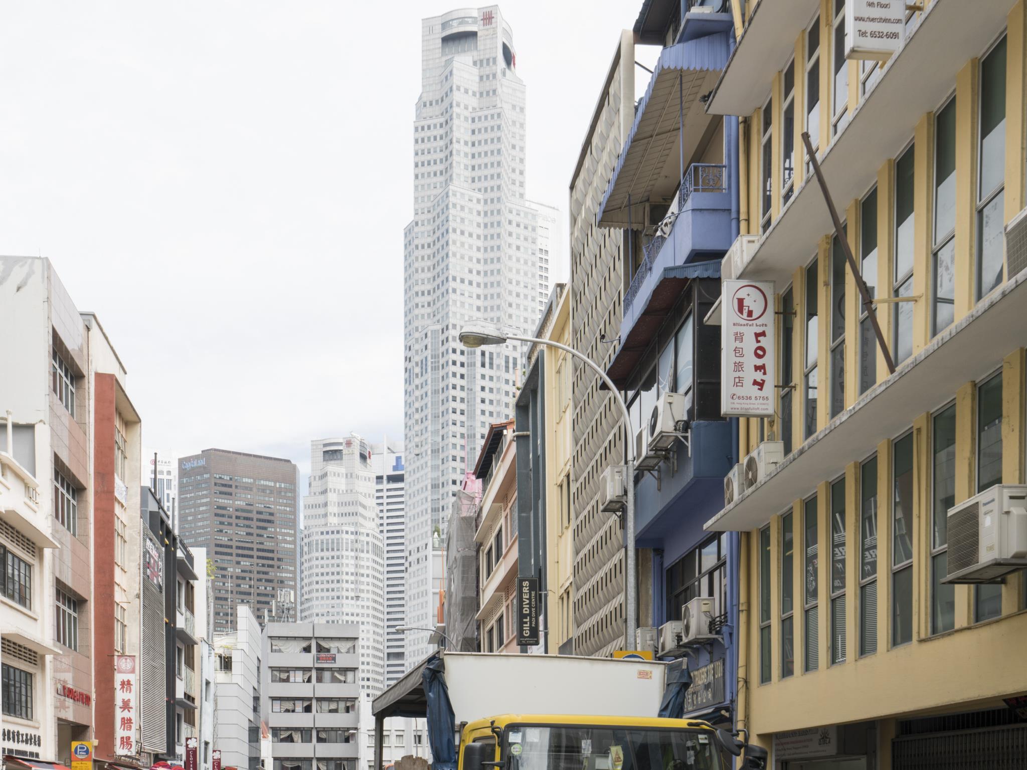 Uptown Hostel, Singapore River