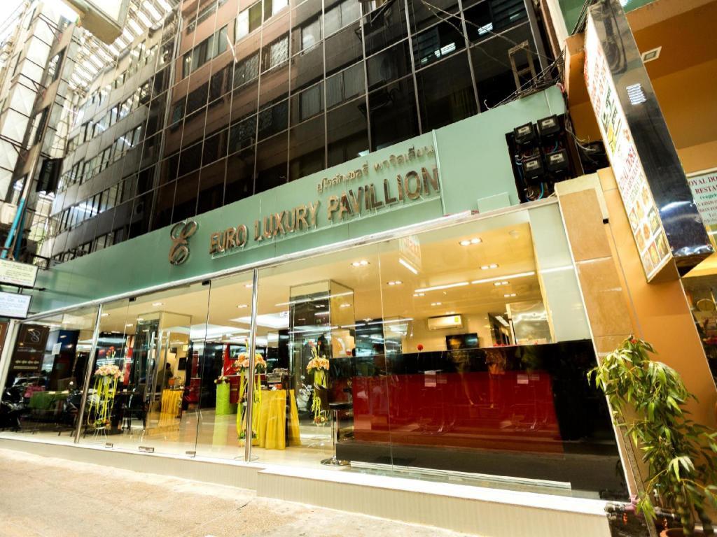 Best Price on Euro Luxury Pavillion Pratunam in Bangkok