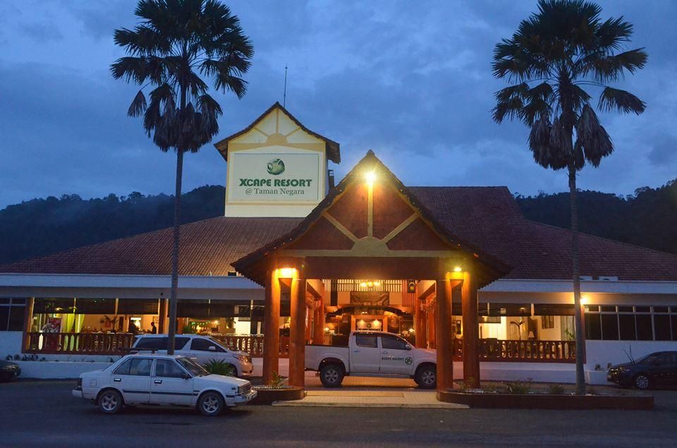 Xcape Resort at Taman Negara, Jerantut