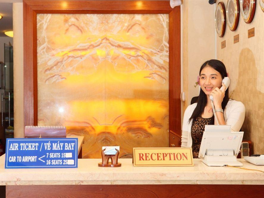 Khách Sạn Ruby Hồ Chí Minh