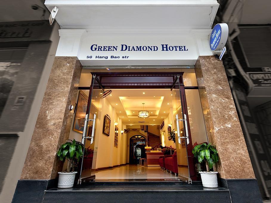 Khách Sạn Green Diamond Hà Nội