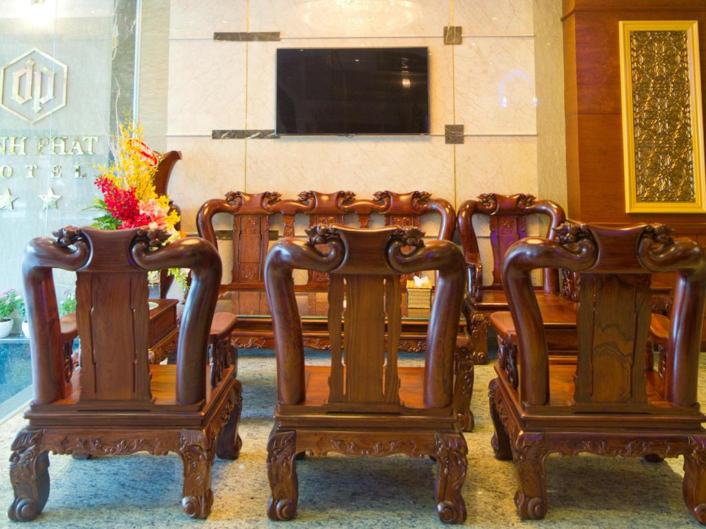 best price on dinh phat hotel in ho chi minh city reviews