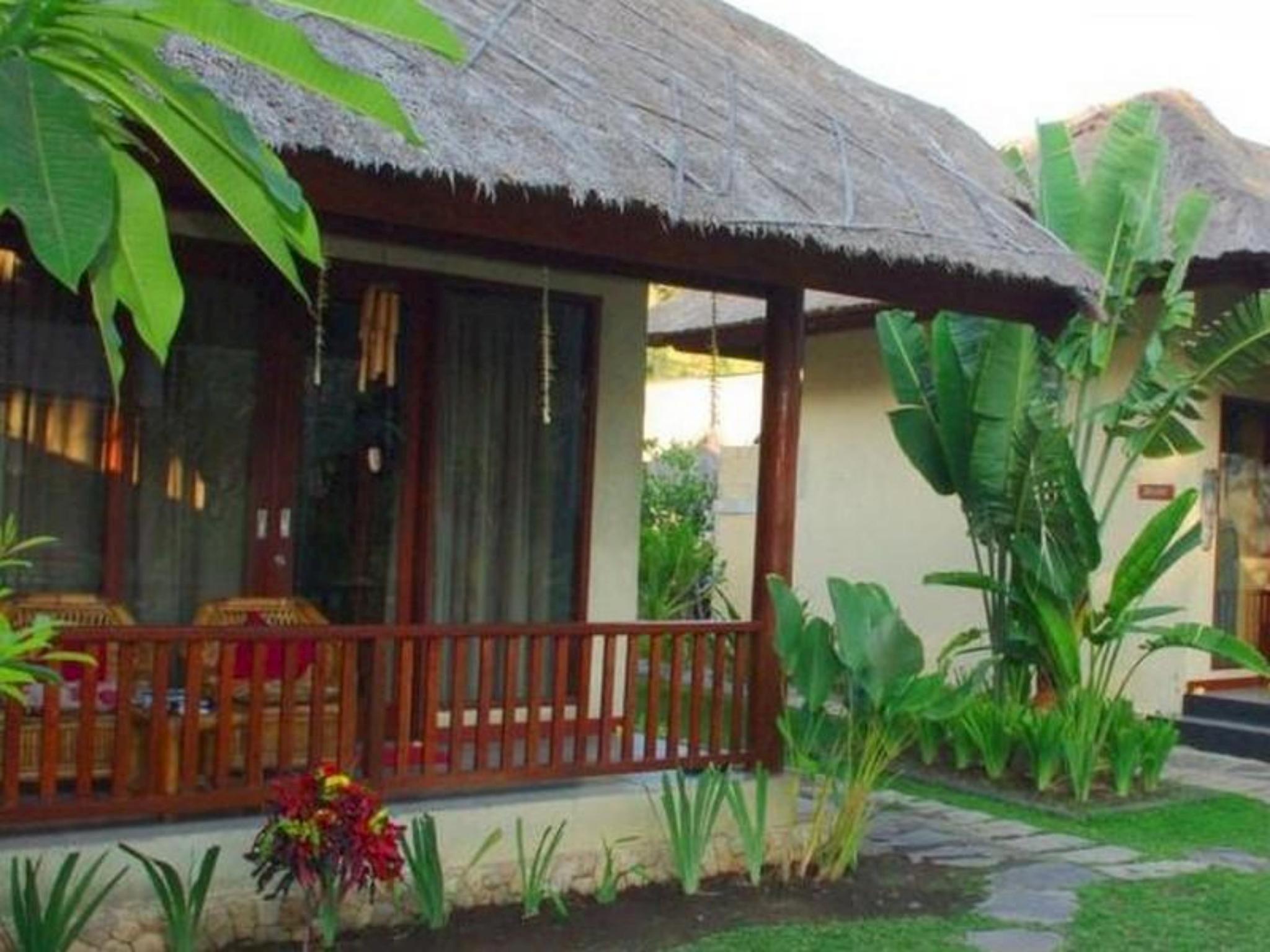 Joje Bungalow, Lombok Barat