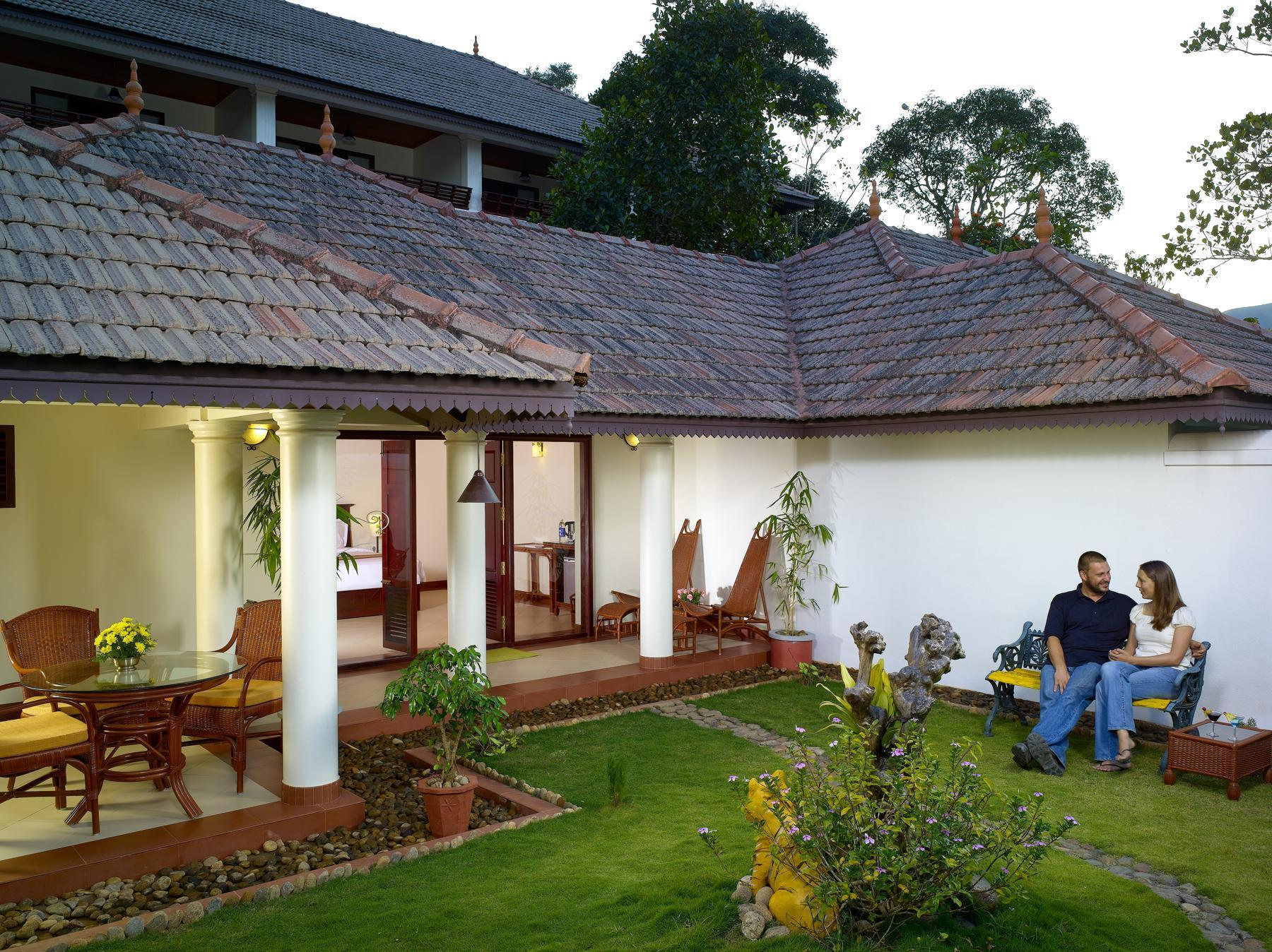 The Elephant Court Resort, Theni