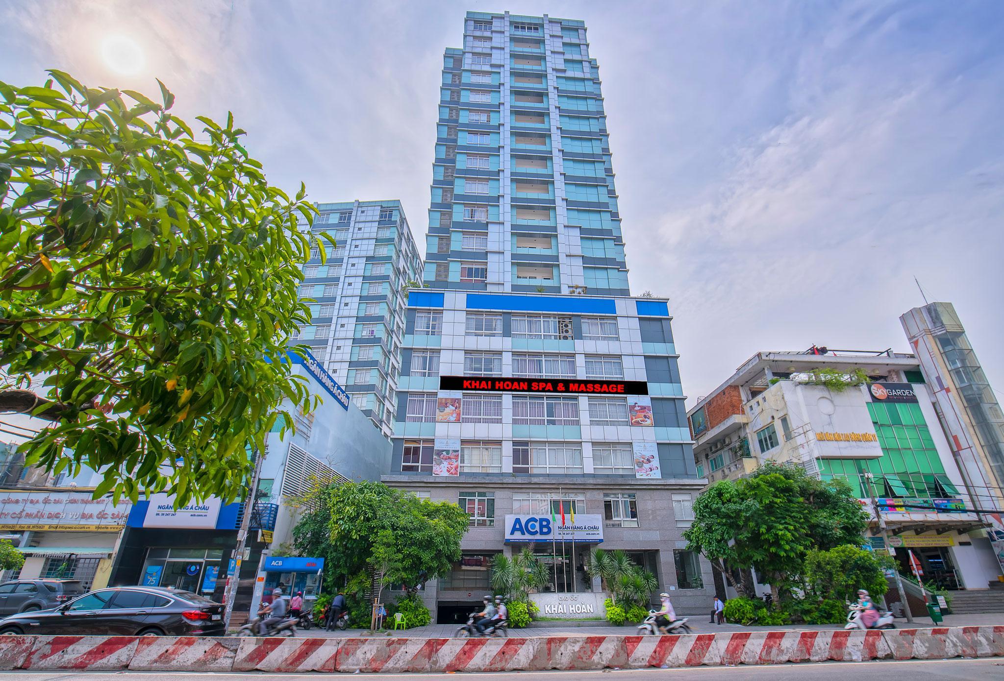Khai Hoan Apartment & Hotel, Quận 11