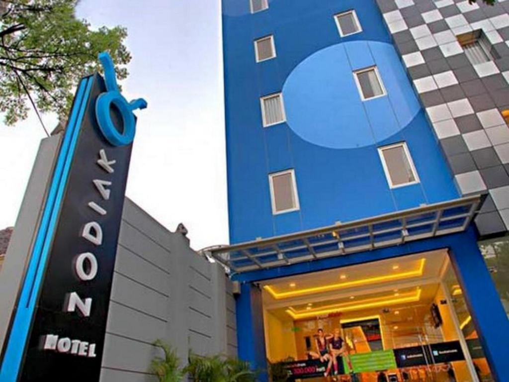 Zodiak at Paskal Hotel
