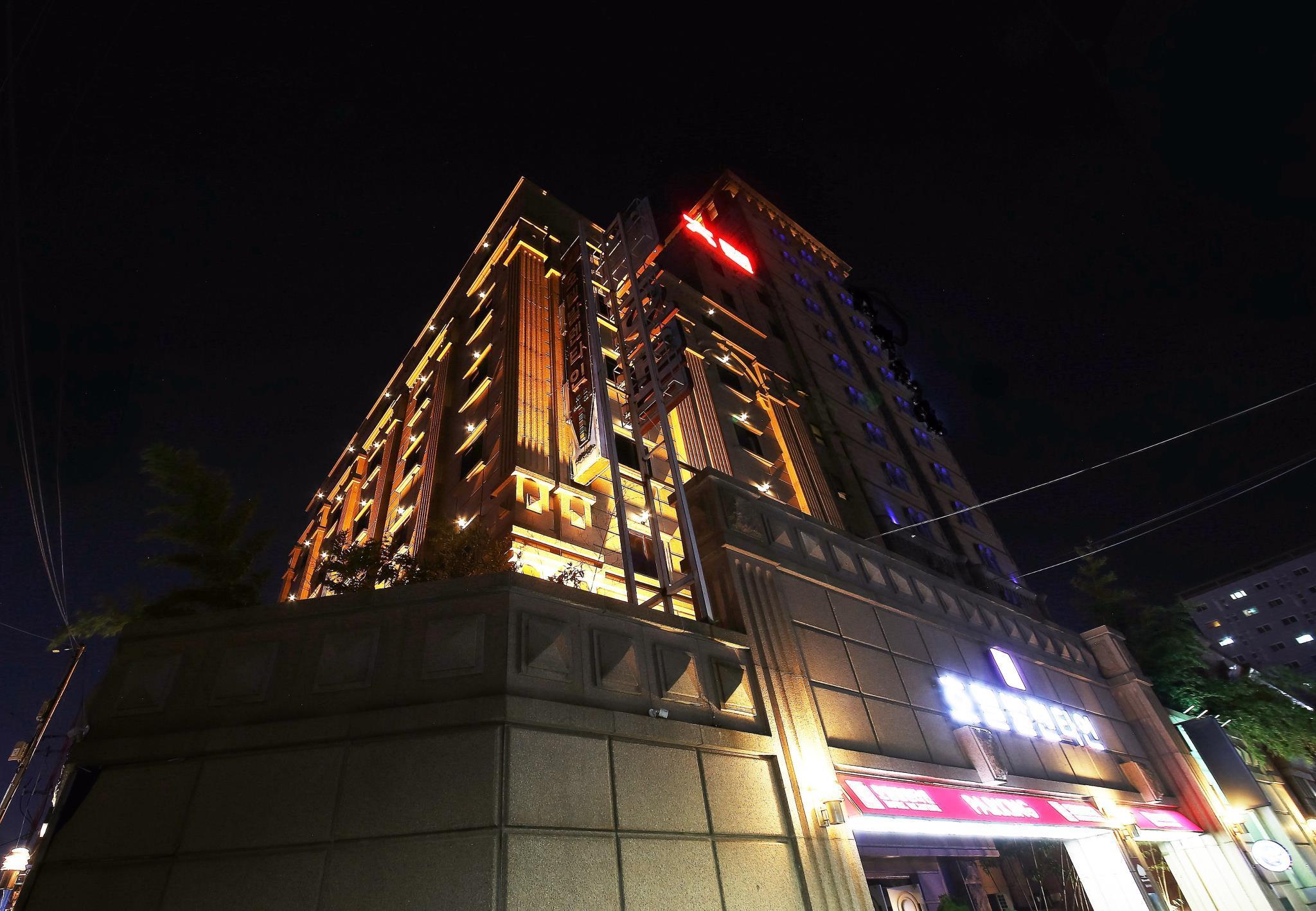 Goodstay Hotel Valentine, Geum-cheon