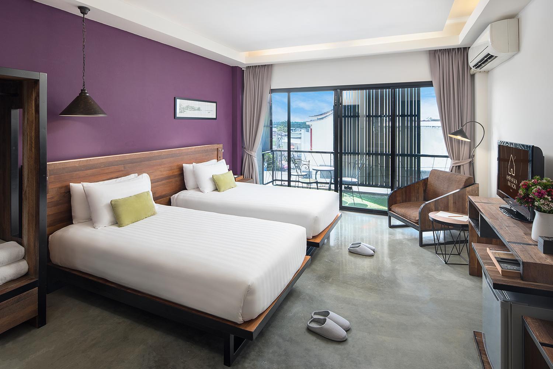 Amphawa Na Non Hotel & Spa, Amphawa