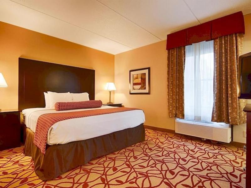 Best Western Park Hotel, Trumbull