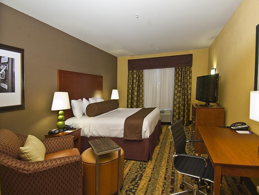 Best Western Plus Tupelo Inn & Suites, Lee