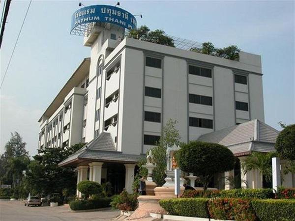 Pathum Thani Place Hotel Pathum Thani