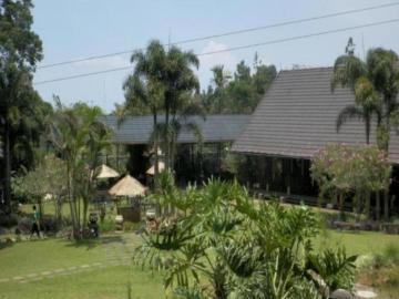 the green forest resort lembang